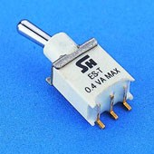 Sealed Toggle Switch - SMT - Toggle Switches (ES-3-M/N)