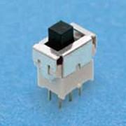 Versiegelte Subminiatur-Schiebeschalter (ES) - ES40-S Schiebeschalter