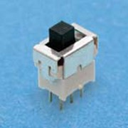 Sealed Sub-miniature Slide Switches (ES) - ES40-S Slide Switches