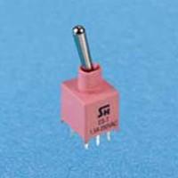 Interrupteur à bascule scellé - DP - Interrupteurs à bascule (ES-5)