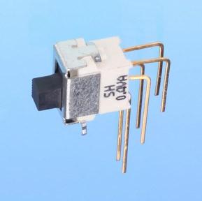 Sealed Slide Switch - DP - Slide Switches (ES-5S-V/ES-5AS-V)