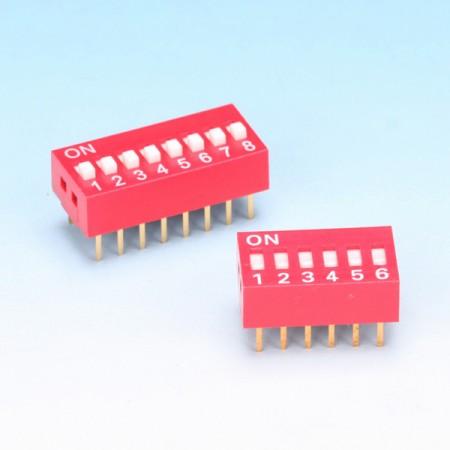 Interruttori Dip - Serie Dip Switche