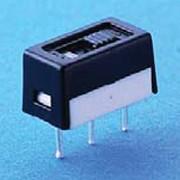 Interruttori a scorrimento in miniatura - Interruttori a scorrimento (F251A / F251B)