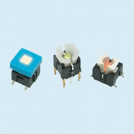 Tact Switches - Tact Switche Series