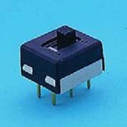 Miniature Slide Switch - DP - Slide Switches (H502A/H502B)