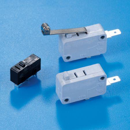 Micro interruttori - Serie Micro Switche