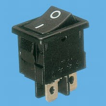 Power Rocker Switches - IR90 Rocker Switches