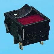 Wippschalter mit Anzeige - Wippschalter (JA-606PAI)