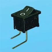 Mini-Wippschalter 2P EIN-AUS - Wippschalter (JS-606A)