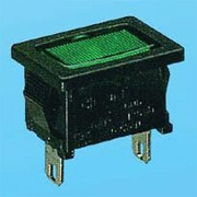 Mini-Wippschalter 2P-Anzeige - Wippschalter (JS-606I)