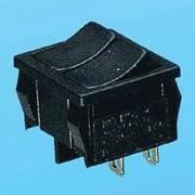 Wippschalter Doppel EIN-AUS - Wippschalter (JS-606PAA)