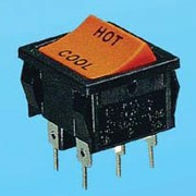 Rocker Switches - Rocker Switches (JS-606PB)
