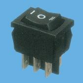 DP Mini-Wippschalter - Wippschalter (JS-606Q)