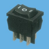 Rocker Switches - Rocker Switches (JS-606Q)