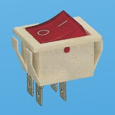 Rocker Switches - Rocker Switches (JS-608)
