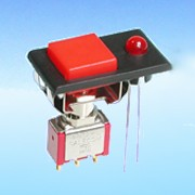 Pushbutton Switch with LED - Pushbutton Switches (L860*-F32A)