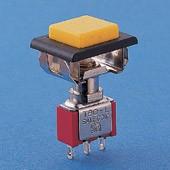 Drucktaster mit Rahmen - Drucktastenschalter (L860*-F22A)