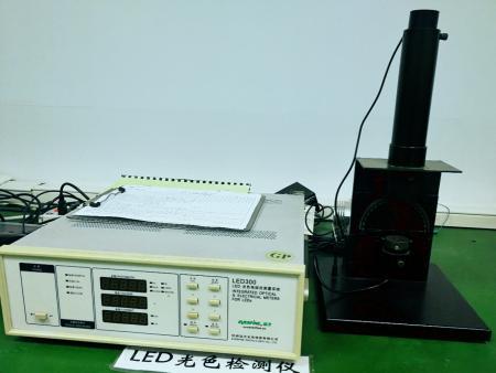 LED光色电检测机