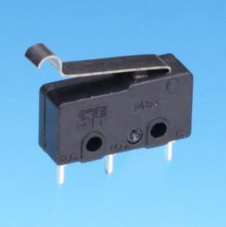 Subminiatur-Mikroschalter - Hebel 2 - Mikroschalter (MS1-D*T1-B3)