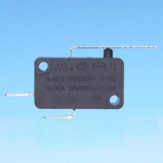 Miniatur-Mikroschalter - lang - Mikroschalter (MS2-O*T1-H4)