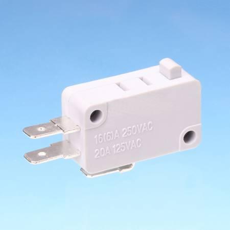 Miniatur-Mikroschalter - MS2 Mikroschalter
