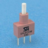 Sealed Miniature Pushbutton Switches - E80-P Pushbutton Switches