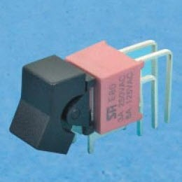 Sealed Rocker Switches - Rocker Switches (NER8011L)
