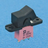 Sealed Rocker Switches - Rocker Switches (NER8015)