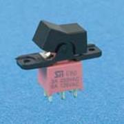 Abgedichteter Wippschalter - DP - Wippschalter (NER8017)