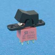 Sealed Rocker Switches - Rocker Switches (NER8017)