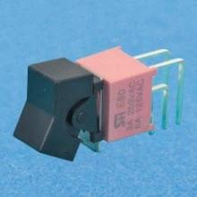 Abgedichteter Wippschalter - DP - Wippschalter (NER8017L)