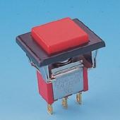 Drucktaster mit Rahmen - Drucktastenschalter (P8701-F22A)