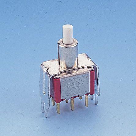 Interruttore a pulsante miniaturizzato - DP - Interruttori a pulsante (P8702-S20)