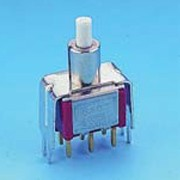 Miniature Pushbutton Switches - Pushbutton Switches (P8702-S20)