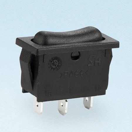 Interruptores basculantes de potencia - Interruptores basculantes (R7015)