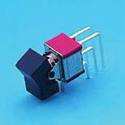 Miniature Rocker Switches - Rocker Switches (R8011L/R8012L)