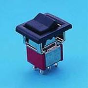 Interruttori a bilanciere in miniatura - Interruttori a bilanciere (R8015-R12)
