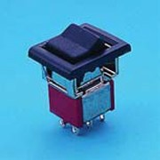 Miniature Rocker Switches - Rocker Switches (R8015-R12)