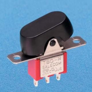 Miniatur-Wippschalter - Wippschalter (R8015-R19)