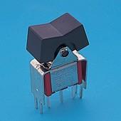 Miniatur-Wippschalter V-Halterung - Wippschalter (R8015-S20/S25)