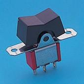 Miniatur-Wippschalter - SP - Wippschalter (R8015)