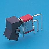Miniatur-Wippschalter - SP - Wippschalter (R8015L)