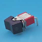 Miniatur-Wippschalter - SP - Wippschalter (R8015P)