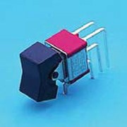 Miniature Rocker Switches - Rocker Switches (R8017L)