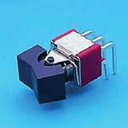 Miniature Rocker Switches - Rocker Switches (R8017P)