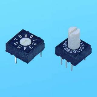 Dip Switches - Dip Switches (RH)