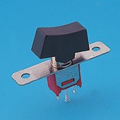 Interruttori a bilanciere subminiaturizzati - Interruttori a bilanciere TS40-R