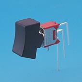 Subminiatur-Wippschalter - SP - Wippschalter (RS-8)