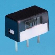 Miniatur-Schiebeschalter - SP - Schiebeschalter (S251A/S251B)