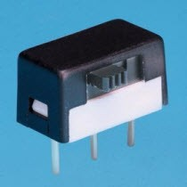 Miniature Slide Switch - SP - Slide Switches (S251A/S251B)